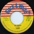 Ringo - Mr Wong (Black & White)
