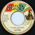 Jah Tiger - A Love Like Mine (Sun & Rain)