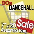 "Bargain Sale Pack 7"" - 90s Dancehall Assorted 7""x 20 / ダンスホールを中心としたバーゲンパック20枚セット (Bargain Sale Pack)"