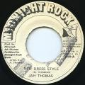 Jah Thomas - New Dress Style (Midnight Rock)