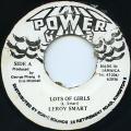 Leroy Smart - Lots Of Girls (Power House)