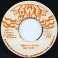 Big Youth - Things Friend (Power House)