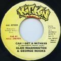 Glen Washington, George Nooks - Can I Get A Witness (Kickin)