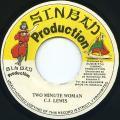 CJ Lewis - Two Minute Woman (Sinbad)