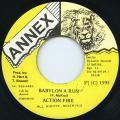 Action Fire - Babylon A Run (Annex)