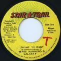 Beres Hammond, Galaxy P - Loving Yu Want (Star Trail)