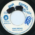 Prince Alla - King Midas (Jah Shaka UK)
