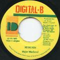 Major Mackerel - Ni Ni Nin (Digital B)