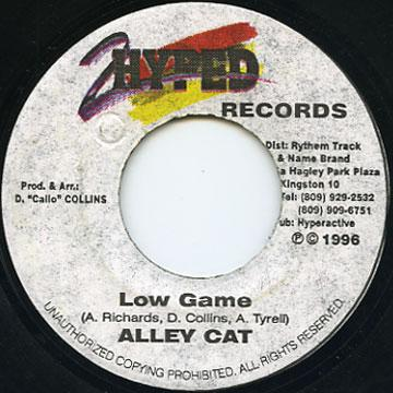 Alley Cat - Low Game (2 Hyped)