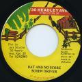 Screwdriver - Bat And No Score (30 Headley Ave)