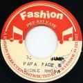 Papa Face, Bionic Rhona - To The Bump (Fashion UK-Pre)