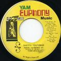 Yami Bolo - Ghetto Youthman Have To Make It (Yam Euphony)