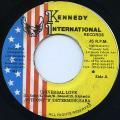 Anthony B, Determine, Saba - Universal Love (Kennedy International)