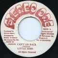 Little John - Can't Go Back (Stereo One)