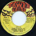 Weedie Dread, Super Lila - Mix Up (Power House)