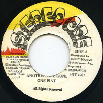One Pint - Another One Gone (Stereo One)