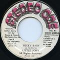 Little John - Hicky Baby (Stereo One)