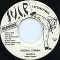 Jason X - Original Stamina (VIP International JPN)
