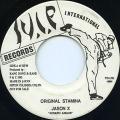 Jason X - Original Stamina (VIP International JPN)