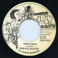 Horace Martin - Tired Body (Mister Tipsy)