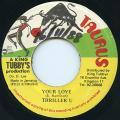 Thriller U - Your Love (Taurus)