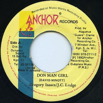 Don Man Girl