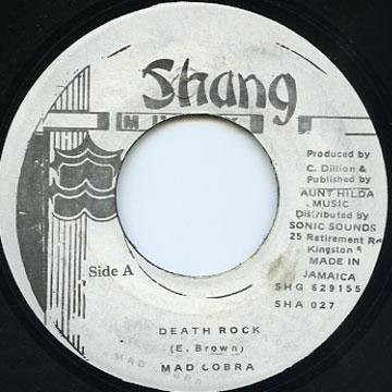 Mad Cobra / Determine - Dem Fi Go Weh / Rasta Nah Run