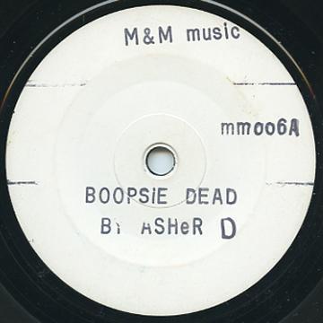 Asher D - Boopsie Dead (M & M UK)