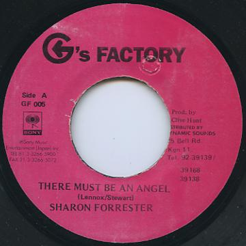 Sharon Forrester - There Must Be An Angel (G's Factory)