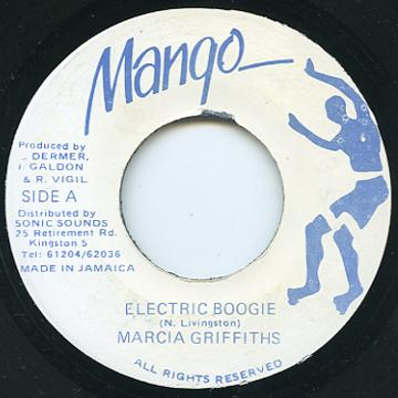 Marcia Griffiths - Electric Boogie (Mango)