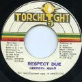 Herwin Auld - Respect Due (Torchlight)