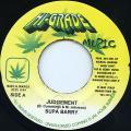 Supa Barry - Judgement (Hi Grade)