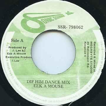 Eek A Mouse - Dip Him Dance Mix (Sonic Sounds)