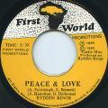 Ryddim Kings - Peace & Love (First World)