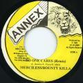 Merciless, Bounty Killer - No One Cares (Remix) (Annex)