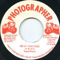 Super Black - Heat And Fire (Photographer)