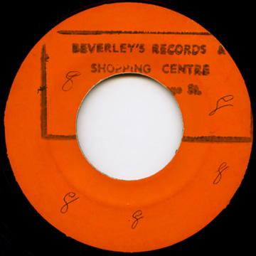 Melodians - Walking In The Rain (Beverleys-Pre)