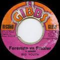 Big Youth - Foreman Vs Frazier (Joe Gibbs)