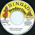 Apachie Scratchie - Girls Look Good (Sinbad)