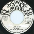 Michael Palmer - Lick Shot (Power House)