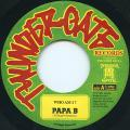 Papa B - Who Am I ? (Thunder Gate JPN)