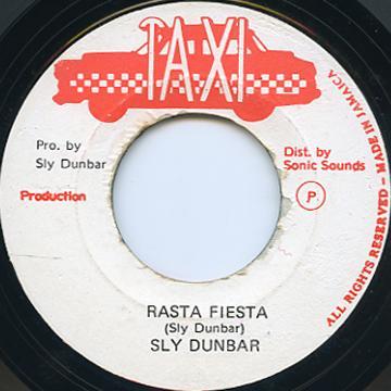 Sly Dunbar - Rasta Fiesta (Taxi)
