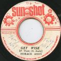 Horace Andy - Get Wise (Sun Shot)