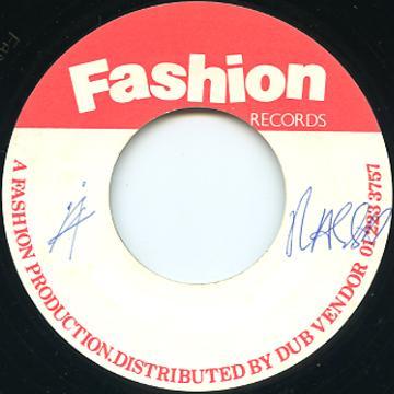 Daddy Freddy - Yes We A Blood (Fashion UK)