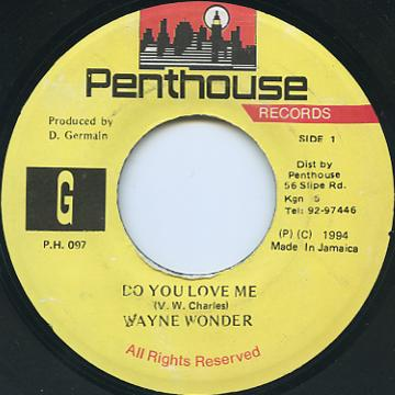Wayne Wonder - Do You Love Me (Penthouse)