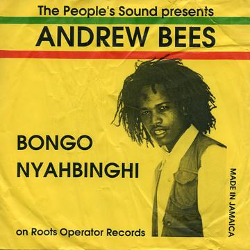 Andrew Bees - Bongo Nyahbinghi (Roots Operator)