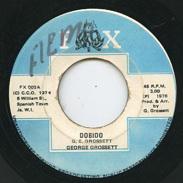 George Grossett - Dobido (Fx)