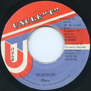 Pliers - Jealousy (Uncle T)