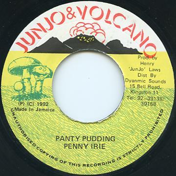 Penny Irie - Panty Pudding (Junjo & Volcano)