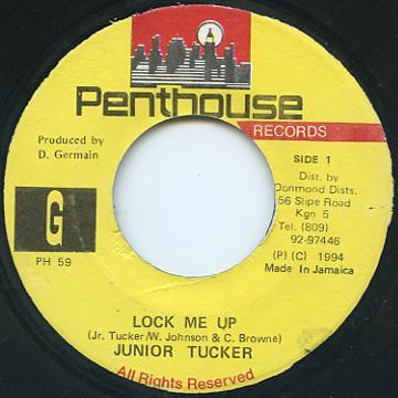 Junior Tucker - Lock Me Up (Penthouse)